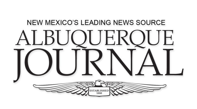 Newspaper Op-ed published in Albuquerque Journal