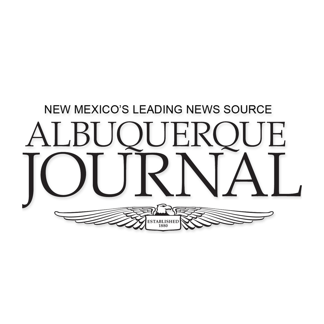 Albuquerque journal logo Square